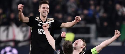 Ligue des champions : l'Ajax crée l'exploit en éliminant la Juve ... - rtl.fr