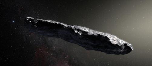 Oggetto interstellare simile a Oumuamua potrebbe essere caduto sulla Terra nel 2014 - Guild Hall - guildhall.org