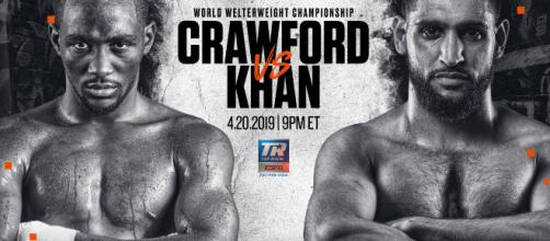 Boxe, titolo WBO: sabato 20 aprile a New York Khan sfida Crawford
