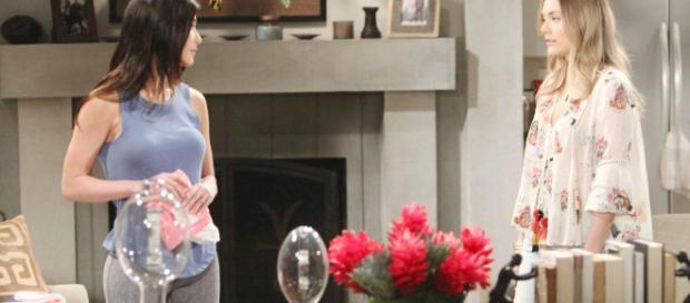 Beautiful 18 e 19 aprile: Hope chiede a Liam di tornare insieme