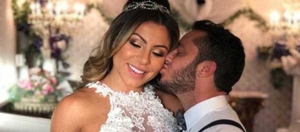 Casados, Thammy Miranda e Andressa Ferreira serão 'papais'. (Arquivo Blasting News)
