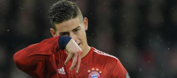 FC Bayern München - News und Transfergerüchte: James will den FCB ... - goal.com