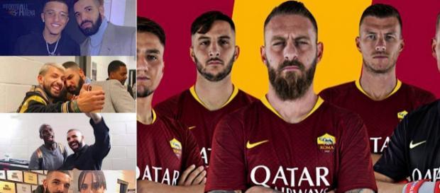 Il tweet della Roma fa discutere online