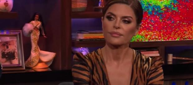 Real Housewives of Beverly Hills, Lisa Rinna denied she leaked anything about Puppy Gate - Image credit - WWHL with Andy Cohen   YouTube