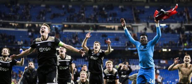 Grande vittoria dell'Ajax in casa della Juventus.
