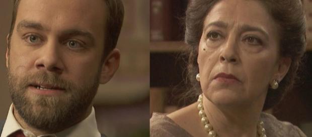 Trame Il Segreto: Fernando cacciato dalla villa, Francisca contro Julieta e Prudencio