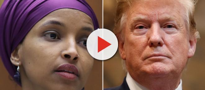 Etats-Unis : Ilhan Omar, l'élue musulmane qui fait face à Donald Trump, menacée de mort