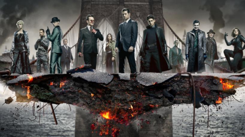 Gotham 5, il trailer finale: il Cavaliere Oscuro vigila sulla città