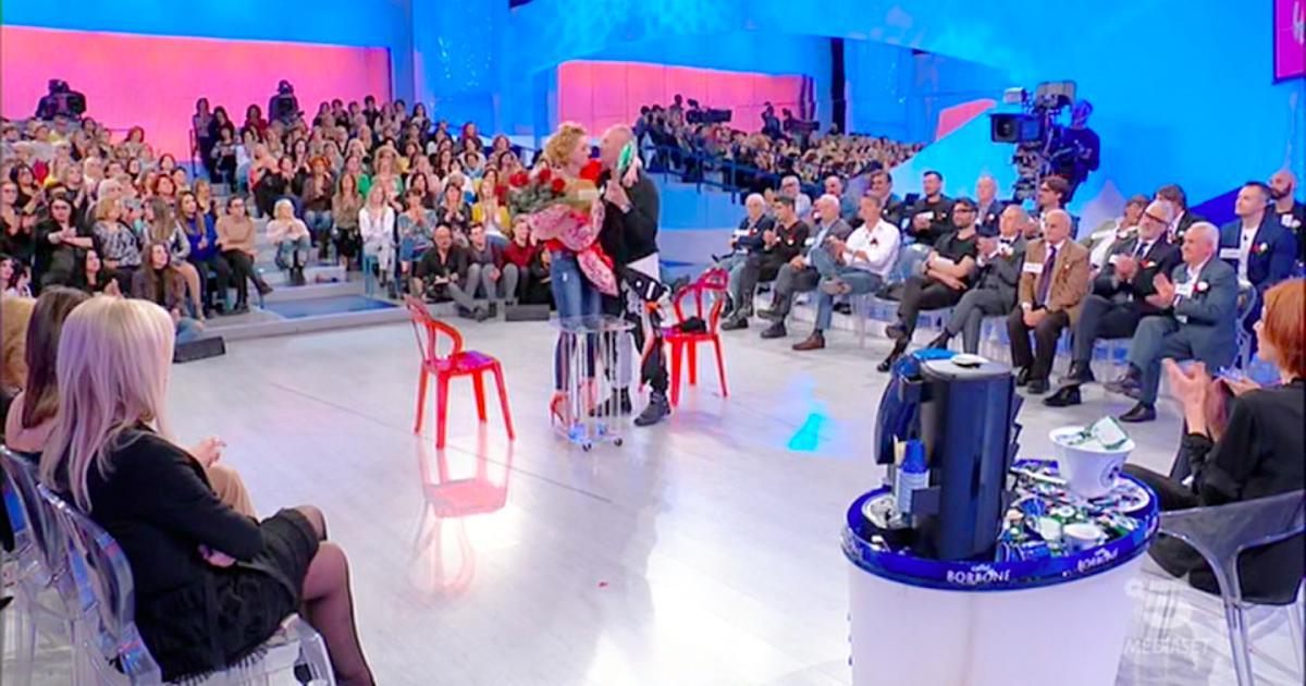Uomini e Donne: Edo Varini e Chiara Pardini lasciano il programma ...