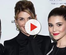 Actress Lori Loughlin's daughter received letter from DOJ about college bribery scandal. [Image Source: Entertainment Tonight - YouTube]