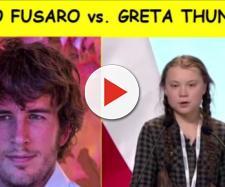 Diego Fusaro nuovamente contro Greta