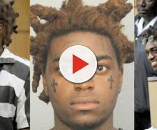 Kodak Black, rapper americano, 22 anni.