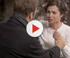 Trame Il Segreto: Maria apprende che Esperanza e Beltran hanno avuto un incidente