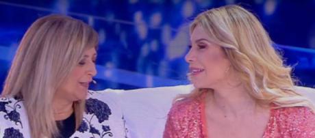 Domenica Live, Imma è la madre biologica di Paola Caruso