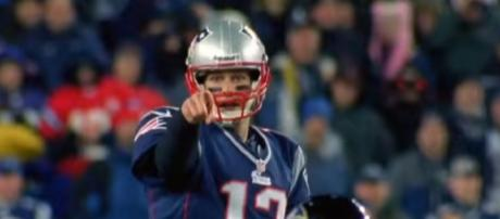 Tom Brady and the Patriots will test the Jets' mettle in Week 3. - [NFL Network / YouTube screencap]