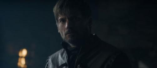 Jaime Lannister arrived at Winterfell. Photo: screencap via GameofThrones/ YouTube