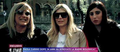 Live, Non è la D'Urso: Paola Caruso e Imma sono mamma e figlia