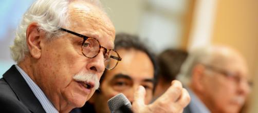 Modesto Carvalhosa critica Toffoli e Moraes por ações contra site e revista. (Arquivo Blasting News)