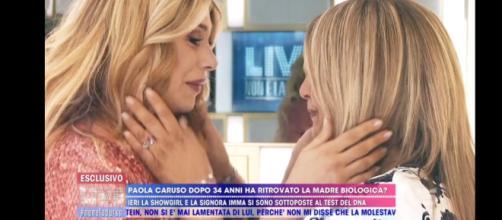 Paola Caruso: il DNA conferma: Imma è sua mamma