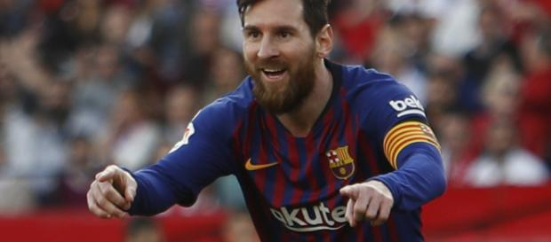 Lionel Messi affole les compteurs