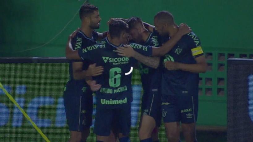 Mistão do Corinthians perde em Chapecó pela Copa do Brasil