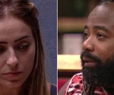 DecradiI analisou imagens do programa e decidiu indiciar Paula. (Reprodução/Rede Globo)