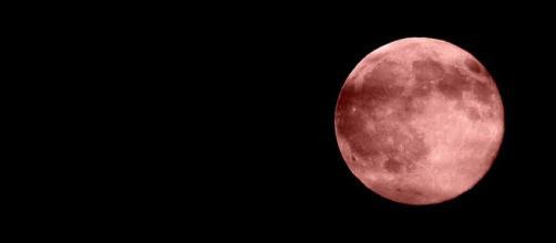 Questa sera, 19 aprile, sarà possibile ammirare la Luna rosa.