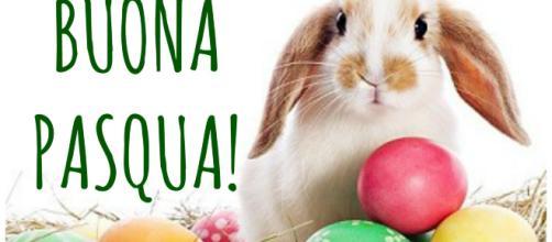 5 sms da mandare a tutti per la festa di Pasqua