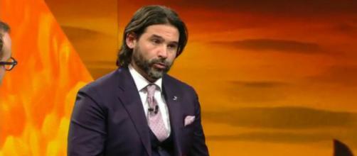 Daniele Adani, opinionista di Sky Sport - Foto: sport.sky.it.