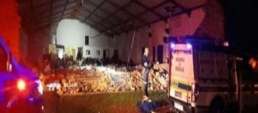 Sudafrica, crolla chiesa durante rito pasquale: 13 morti