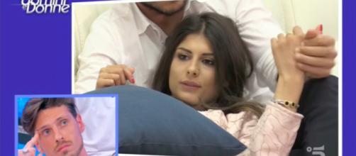 Uomini e Donne: Giulia Cavaglià spegne le telecamere durante l'esterna con Giulio Raselli