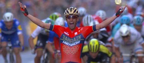 Vincenzo Nibali torna a correre al Tour of the Alps