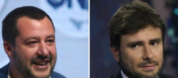 Alessandro Di Battista lancia pesanti accuse contro Matteo Salvini