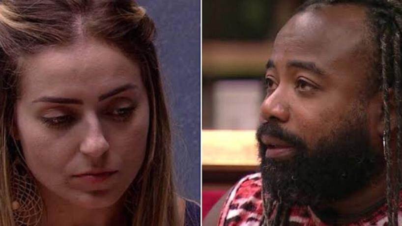 Polícia conclui que houve preconceito por parte de Paula contra Rodrigo no BBB19