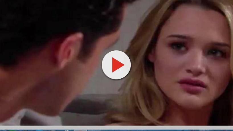 Y&R love triangle takes yet another turn