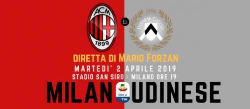 30ma di Serie A TIM : Milan - Udinese