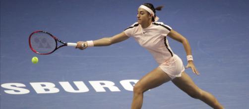 Classement WTA : les montées et descentes de la semaine