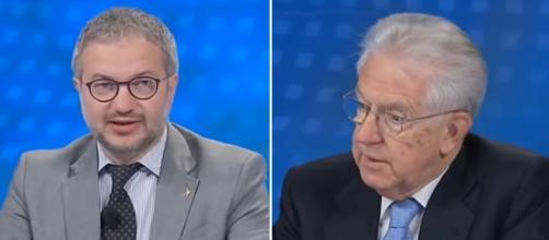 Borghi, faccia a faccia con Monti: 'Nel 2011 ha distrutto la domanda interna'