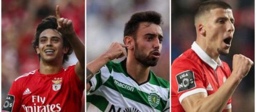 La Juve in estate potrebbe sferrare l'assalto per uno tra Felix, Ruben Dias e Fernandes