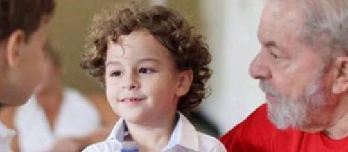 Neto de Lula não morreu de meningite, afirma nota da Prefeitura de Santo André. (Arquivo Blasting News)