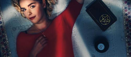 'O Mundo Sombrio de Sabrina', que estreia nova temporada em abril. (Divulgação/Netflix)