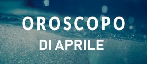 Oroscopo di aprile per tutti i segni.