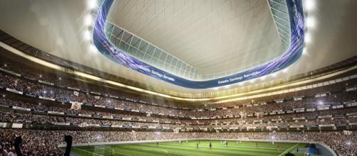 Remodelarán el Santiago Bernabéu