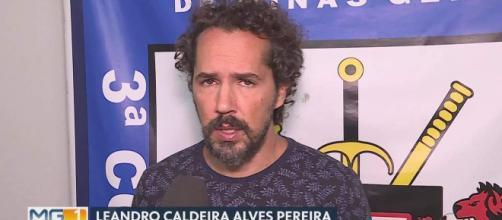 Tatuador em MG é acusado por pelo menos 15 vítimas. (Reprodução/Rede Globo)