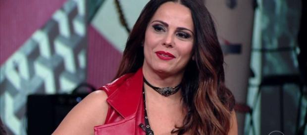 A atriz Viviane Araujo (Arquivo Blasting News)