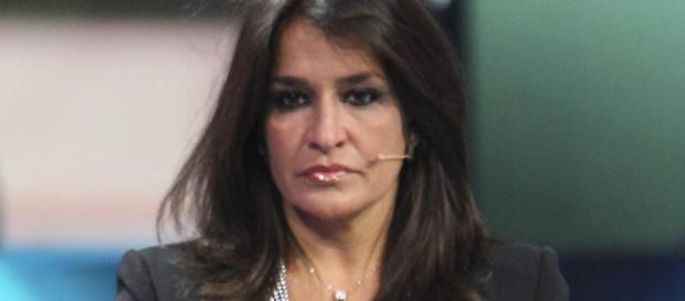 Aída Nízar acaba en un hospital en Chile