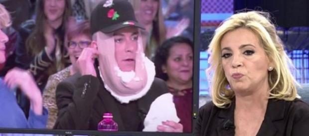 Carmen Borrego abandona 'Sálvame'. / Telecinco
