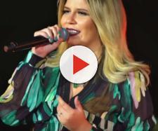A cantora ficou feliz com o presente antigo (Arquivo Blasting News)