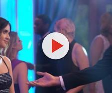 Laura Marano e Noah Centineo formam um casal no filme (Divulgação/Netflix)