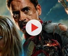 """Tony e Pepper em """"Homem de Ferro"""" (Divulgação/Paramount Pictures)"""